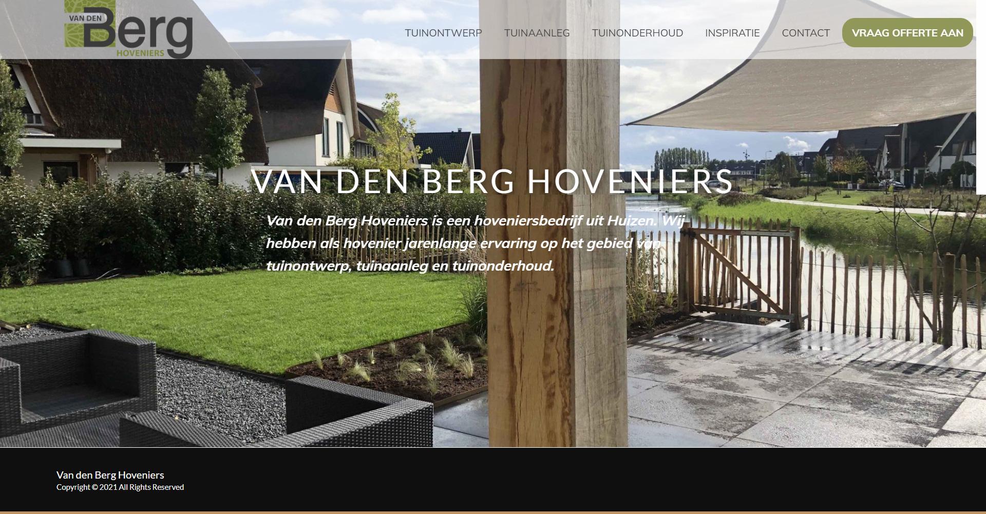 vdbhoveniers.nl